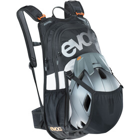 EVOC Stage Team Technical Performance Pack 12 litres, black-white-neon orange